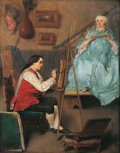 Eugène FICHEL - 1826- 1895
