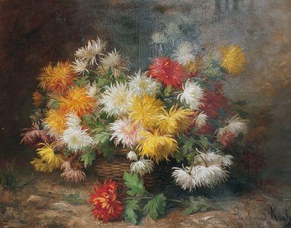 Marthe BARBAUD-KOCK - 1862-1928