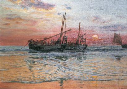 Charles ROUSSEL - 1861-1936