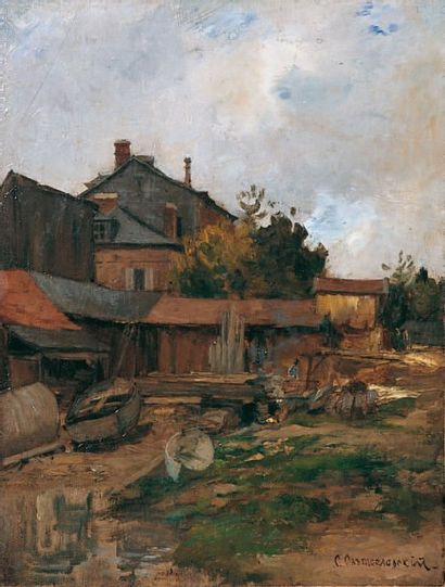 Sergei Ivanovitch SVETOSLAVSKY - 1857-1931