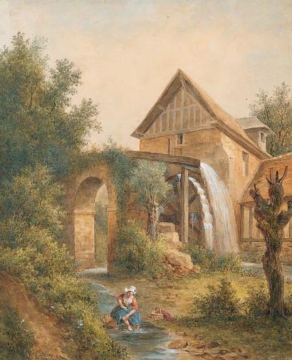 Isidore-Laurent DEROY - 1797-1880