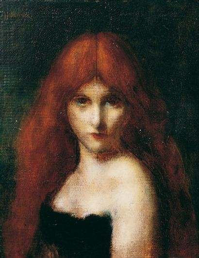Jean-Jacques HENNER - 1829-1905