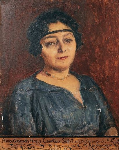 Georges-Antoine ROCHEGROSSE - 1859-1938