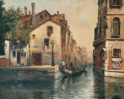 Ettore CACCIAPUOTI, né à Naples en 1860