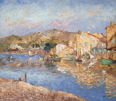 Henri OLIVE des MARTIGUES - 1898-1980