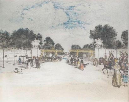 Jean-François RAFFAELI - 1850-1924