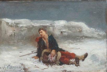 Alphonse CHIGOT - 1824-1917
