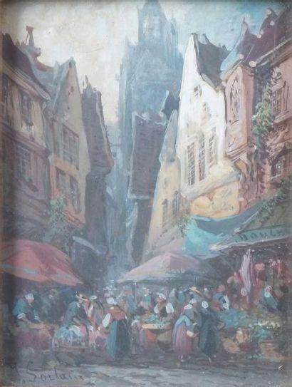 Jean SORLAIN -1859-1942