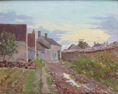 Eugène GILLET - 1859-1938