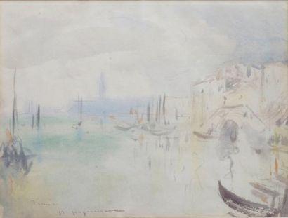 Paul PAQUEREAU - 1871-1950
