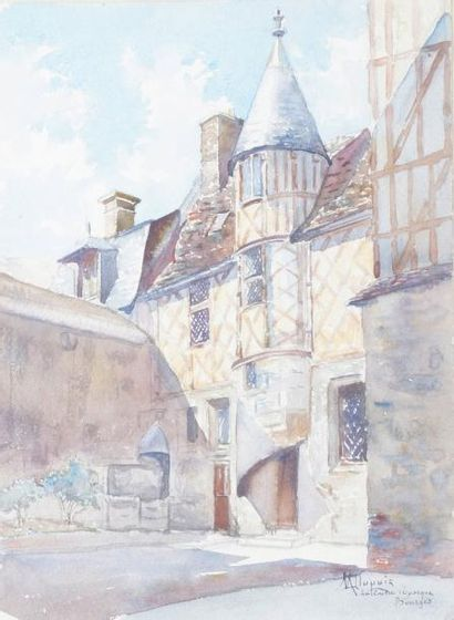 Maurice DUPUIS - 1882-1959