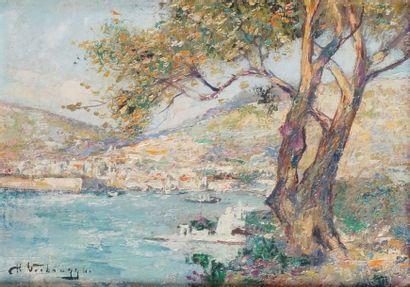 Charles-Henri VERBRUGGHE - 1877-1974