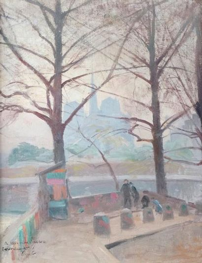 Henri VIGNET - 1857-1920