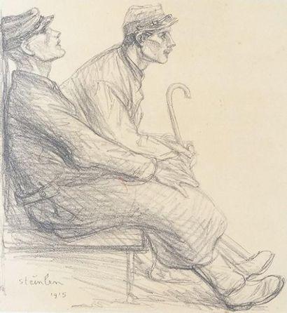 Théophile-Alexandre STEINLEN - 1859-1923