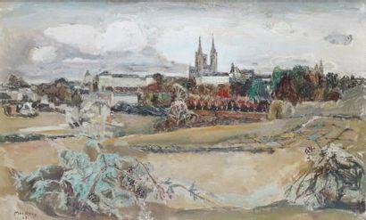 Édouard MAC-AVOY - 1905-1991