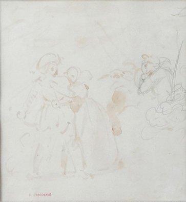 Evariste FRAGONARD - 1780-1850