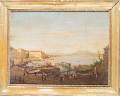École Napolitaine du XIXe siècle