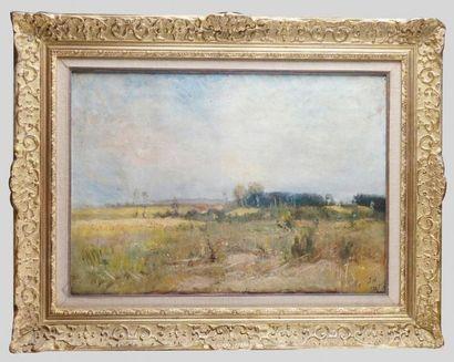 Jacques HERVIER, école française XIX-XXe siècle