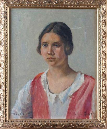 Auguste GÉRARD, école française du XIXe siècle