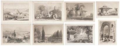 William Henry BARTLETT (1809-1854)