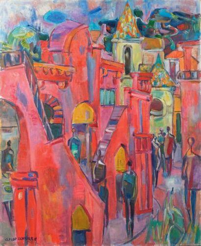 Claude SCHURR – 1921-2014