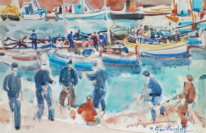 Pierre GAILLARDOT - 1910-2002