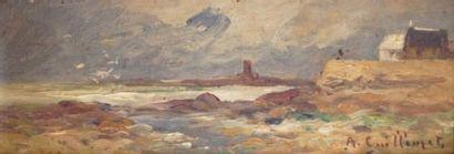 Antoine GUILLEMET – 1843-1918