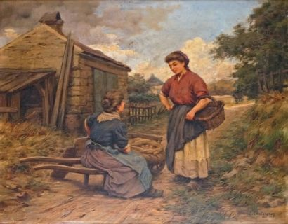 Ernest CHATEIGNON - 1863-ca 1910