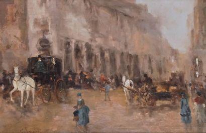 Cesare SACCAGI - 1868-1934