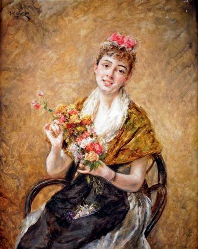 Édouard Léon GARRIDO - 1856-1949