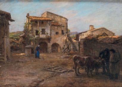Léon LHERMITTE - 1844-1925
