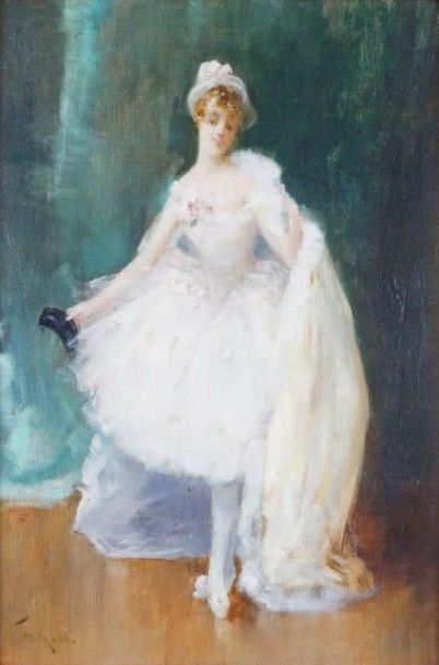 Louis-Adolphe TESSIER - 1858-1915