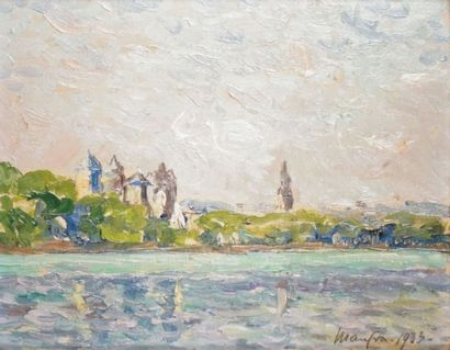 Maxime MAUFRA - 1861-1918