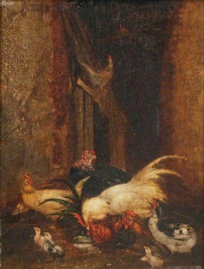 Claude GUILLEMINET - 1821-1866