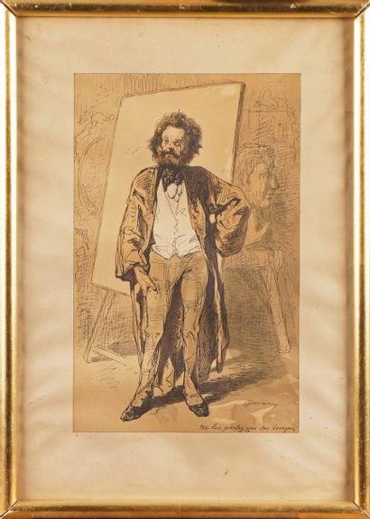 Paul GAVARNI (1804-1866)