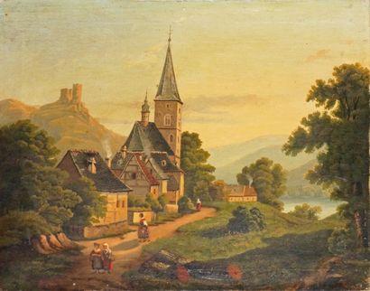 W. SIMON, XIXe siècle