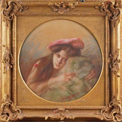Blanche LABBÉ-SERVILLE (née en 1874)