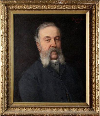 Huguet MOLINE, XIXe siècle