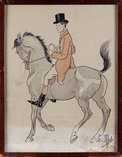 MICH (1881-1923)