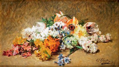 Alexandre Jacques CHANTRON - 1842-1918