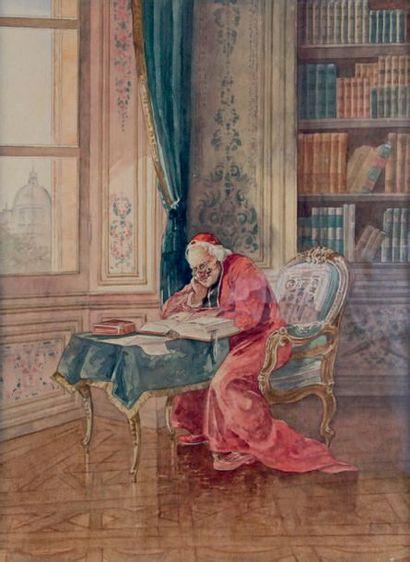 Alfred Charles WEBER - 1862-1922