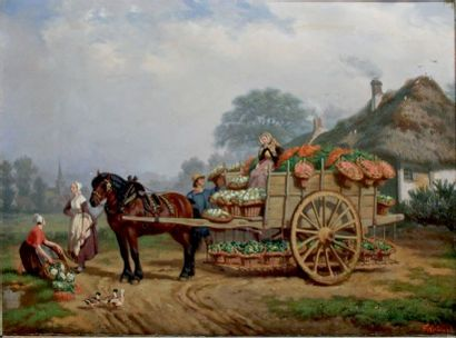 Ferdinand THENARD - 1823-1889