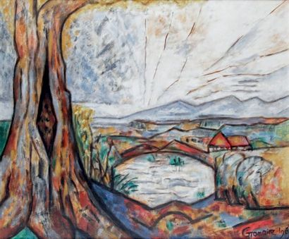 Marcel GROMAIRE 1892-1971