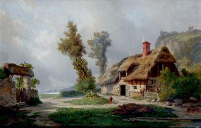 Alexis de FONTENAY - 1815-1892