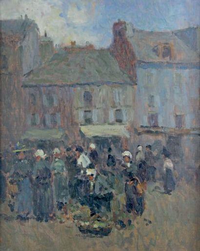 Nancy FAIRBANKS, école française fin XIXe début XXe siècle