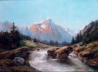 Théodore LEVIGNE - 1848-1912
