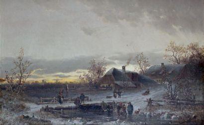 Conrad WIMMER - 1844-1905