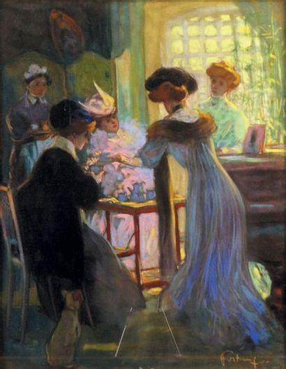 Louis FORTUNEY - 1875-1951