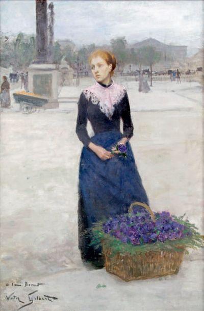Victor GILBERT - 1847-1935