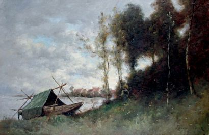 Paul Désiré TROUILLEBERT 1829-1900